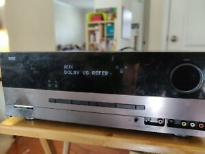 Details about Harman Kardon AVR-254 7x50W 7 1-Channel Home Theater Receiver
