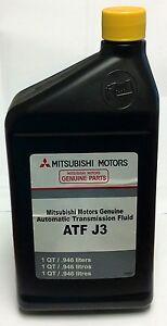 Veritable-Mitsubishi-Diametre-Reine-J3-Transmission-Automatique-Fluide-Atf-4