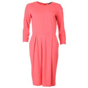 WEEKEND-MAX-MARA-Dress-Pink-Stretch-BG