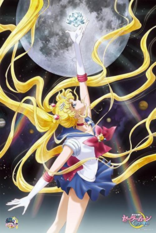 Sailor Moon Crystal Jigsaw puzzle 1000 pieces 1000-520