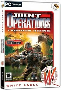 Joint-Operation-Typhoon-Rising-PC-CD-BRAND-NEW-SEALED