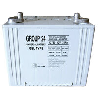Upg Group 24 Gel Type Battery Replacement For Quickie S646 on sale