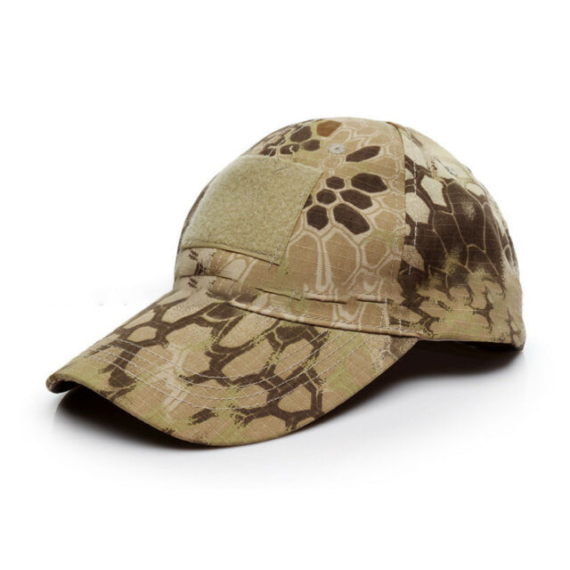 Mil-Tec Net Baseball Cap Ripstop Tactical Military Airsoft Lightweight Hat Olive