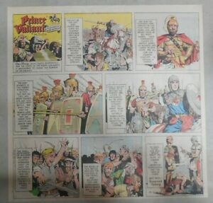 Prince-Valiant-Sunday-by-Hal-Foster-from-3-26-1972-2-3-Full-Page-Size