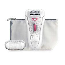 Philips HP6574/50 Cordless Hair Removal Satin Perfect Epilator (White/Pink) BULK