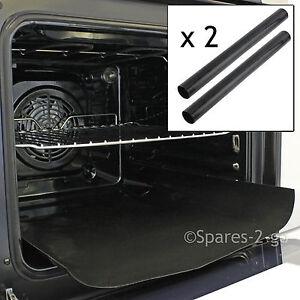 2-X-Universal-Teflon-Horno-Cocina-Forro-Antiadherente-Forro-de-servicio-pesado-40-X-50-Cm