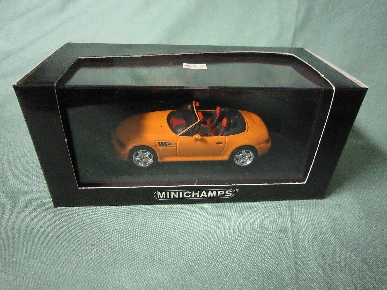 DV4899 DV4899 DV4899 MINICHAMPS BMW M ROADSTER 1997 Ref 430024360 1 43 NB 68155b