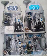 Star Wars-Clone Pilot Odd Ball-ARC Trooper Commander-Clone Trooper-501st Legion