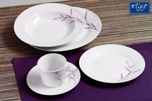 Ritzenhoff-amp-Breker-Flirt-Grace-Tafelservice-24tlg-Dinner-Teller-Geschirr-Set-A