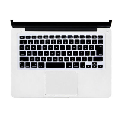 English Keyboard Cover Protector Skin For MacBook Pro Air Retina 13 15 JP Layout