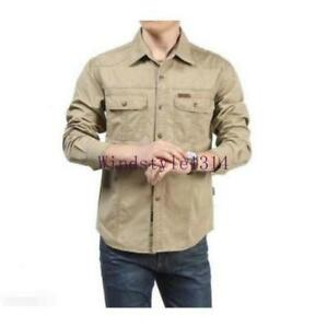 Men-Military-Tactical-Army-Security-Work-Shirt-Long-Sleeve-T-Shirts-Outdoor-Tops