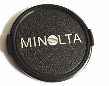 58 mm MINOLTA ,Objektiv Frontdeckel,Objektivdeckel,Deckel,Kappe,Lens Cap 58 MM