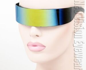 Large-Robot-Cylinder-Band-Sunglasses-Retro-80s-Smoke-or-Full-Mirrored-K521