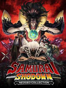 Samurai-Shodown-NeoGeo-Collection-PC-Epic-Games-Account-FAST-Delivery