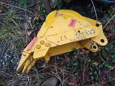 Heavy Duty Cat 302 12 Digging Bucket 35mm Bobcat 331 325 328 E32
