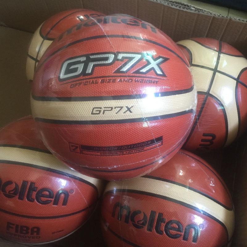 GP7X GF7X Size7 Molten Basketball Indoor Outdoor Men's training Ball PU Leather