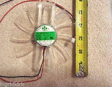 """5"""" Brushless DC Fan Model PY-1225H12S"""