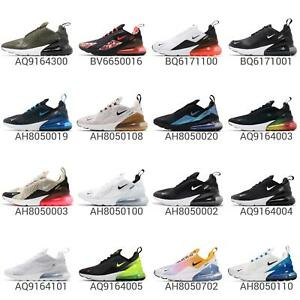 Details about Nike Air Max 270 Mens Running Shoes Lifestyle Sneakers Trainers Footwear Pick 1