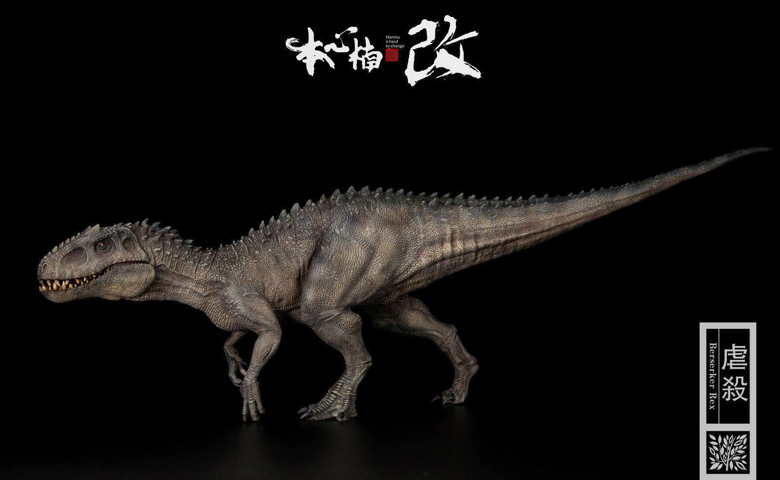 Serie De La Película Figura de Animal Dinosaurio escala 1 35 Modelo 170011 bereserker I-Rex Juguete