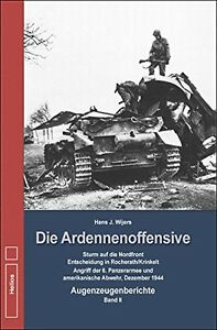 Die-Ardennen-Offensive-6-Panzer-Armee-99-US-Inf-Division-Westfront-Buch-Band-2