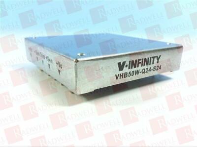 NEW IN BOX VHK100WQ24S24 CUI INC VHK100W-Q24-S24