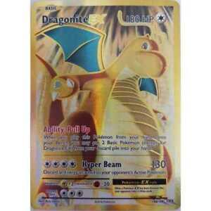 Pokemon-Card-Dragonite-Dragoran-106-108-XY12-Evolution-EX-Englisch-Mint
