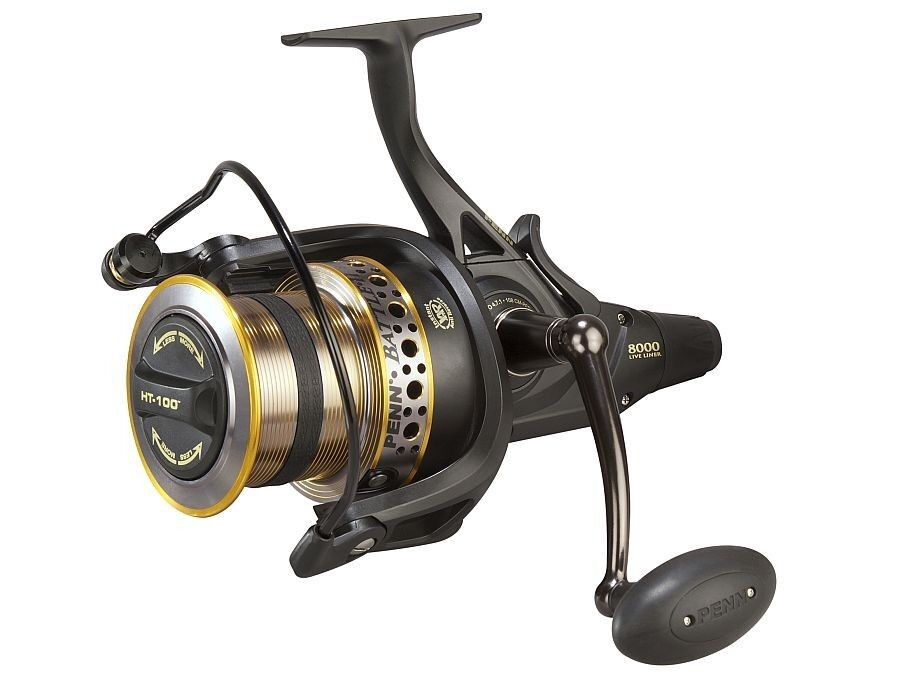 Penn  Battle II Longcast Live Liner   reel with free spool system   Carrete  welcome to choose
