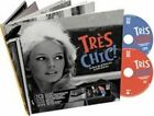 TRES Chic 2cd Book Various Artists Audio CD