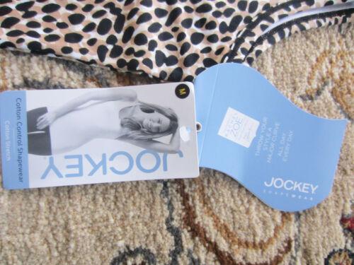 NWT Jockey Rachel Zoe Tank Cotton Compression ShapeWear $40 SIZE L M XL