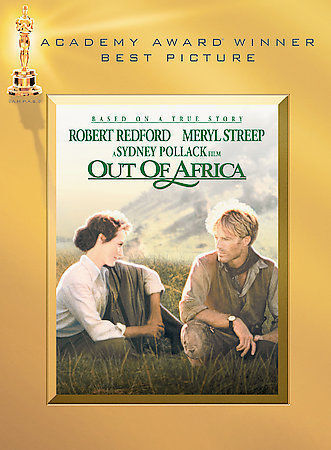 Out of Africa (DVD, 2000)
