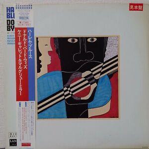 DONALD-BYRD-HARLEM-BLUES-LANDMARK-VIJ-28154-Japan-PROMO-VINYL-LP-OBI