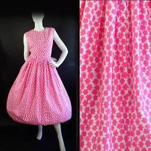 Stunning-Original-Vintage-1950s-Dress-Goodwood-Twinwood
