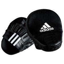 Adidas Focus Mitt, Boxpratzen, Leder ADIBAC012. Mit Griffball.Muay Thai,Kickboxe