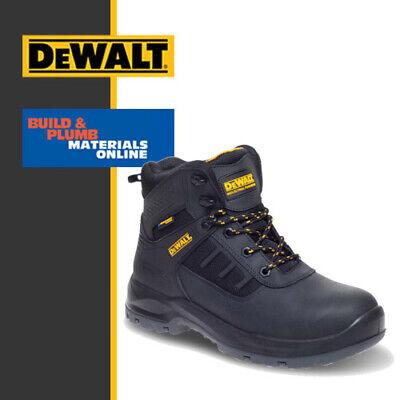 DeWalt Douglas S3 black waterproof steel toe//midsole work safety boot