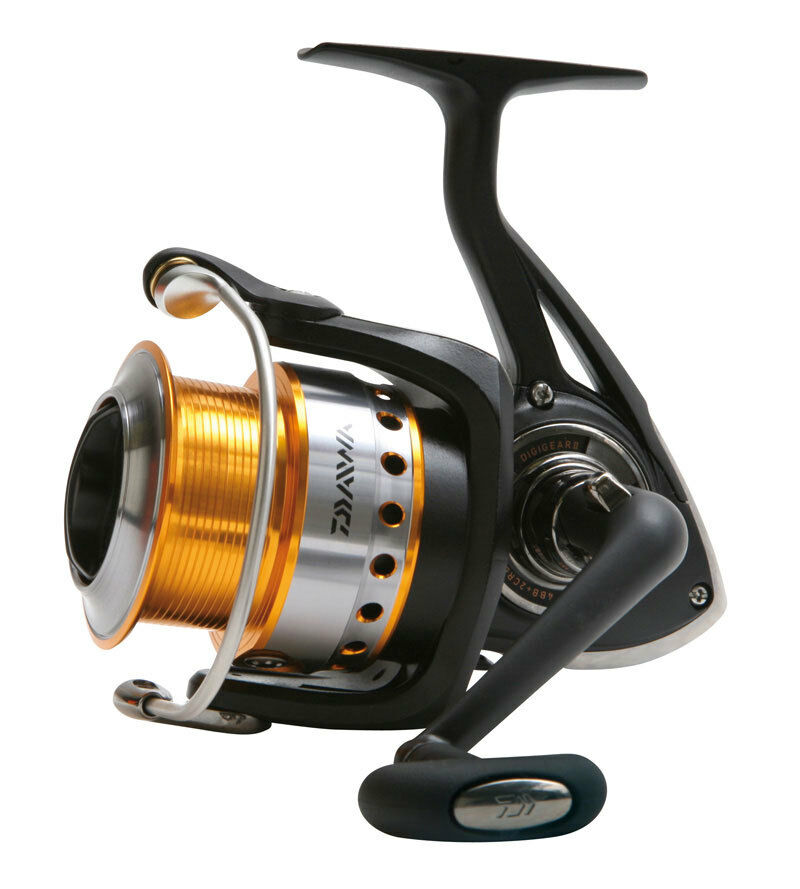 New Team Daiwa 2508 Match Reel