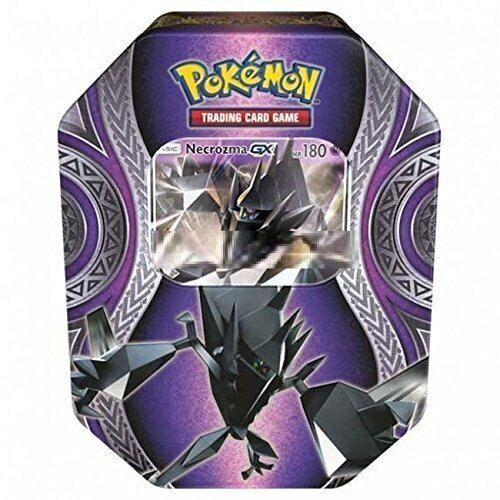New October 2017 Necrozma Gx Mysterious Powers Tin Pokémon TCG