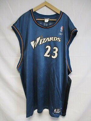 Maillot basket NBA MICHAEL JORDAN n°23 WIZARDS vintage
