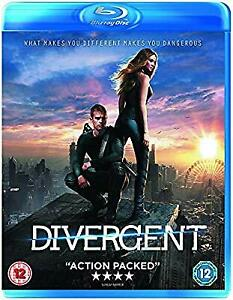 Divergent-Blu-ray-2014-Used-Very-Good-Blu-ray