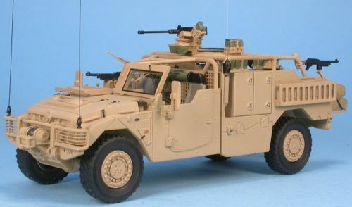 Master fighter 1 48 military renault sherpa light 4x4 heavy special forces