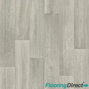 Terrific Details About Light Grey Oak Vinyl Flooring Roll Quality Lino Anti Slip Kitchen Bathroom 3M Beutiful Home Inspiration Aditmahrainfo