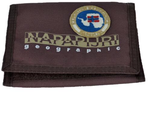 Portafoglio Uomo Napapijri Tessuto Wallet Men N3Z07
