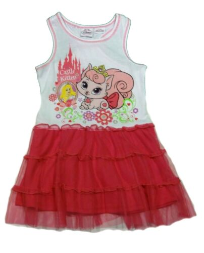 Disney Minnie Mouse Sofia Palace Pet Castle Kitten Cinderella Girls/' Dresses NWT