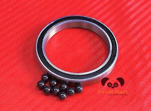 10pc 6705-2RS (25x32x4 mm) Hybrid CERAMIC Ball Bearing Bearings 6705RS 25 32 4
