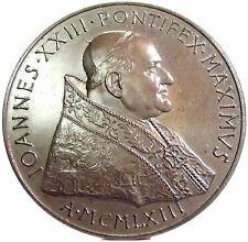 Vaticano-Roma (Giovanni XXIII) Medaglia-1963