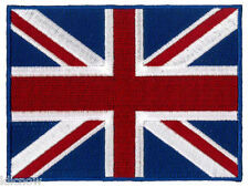 "Union Jack Patch 12CM X 9CM (4 3/4"" X 3 1/2"")"
