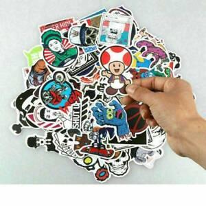 100pcs-Sticker-Bomb-Graffiti-Vinyl-For-Car-Laptop-Skate-Skateboard-Luggage-Decal
