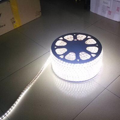Cool White 110V-120V High Power SMD 5050 Flexible LED Strip Rope Ceiling Light