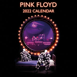 Pick Floyd Calendar 2022 Official 30X30 cm *FAST UK DISPATCH*