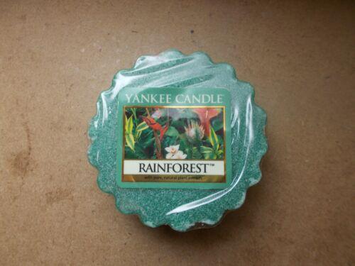 Yankee Candle USA RARE Rainforest Wax tart