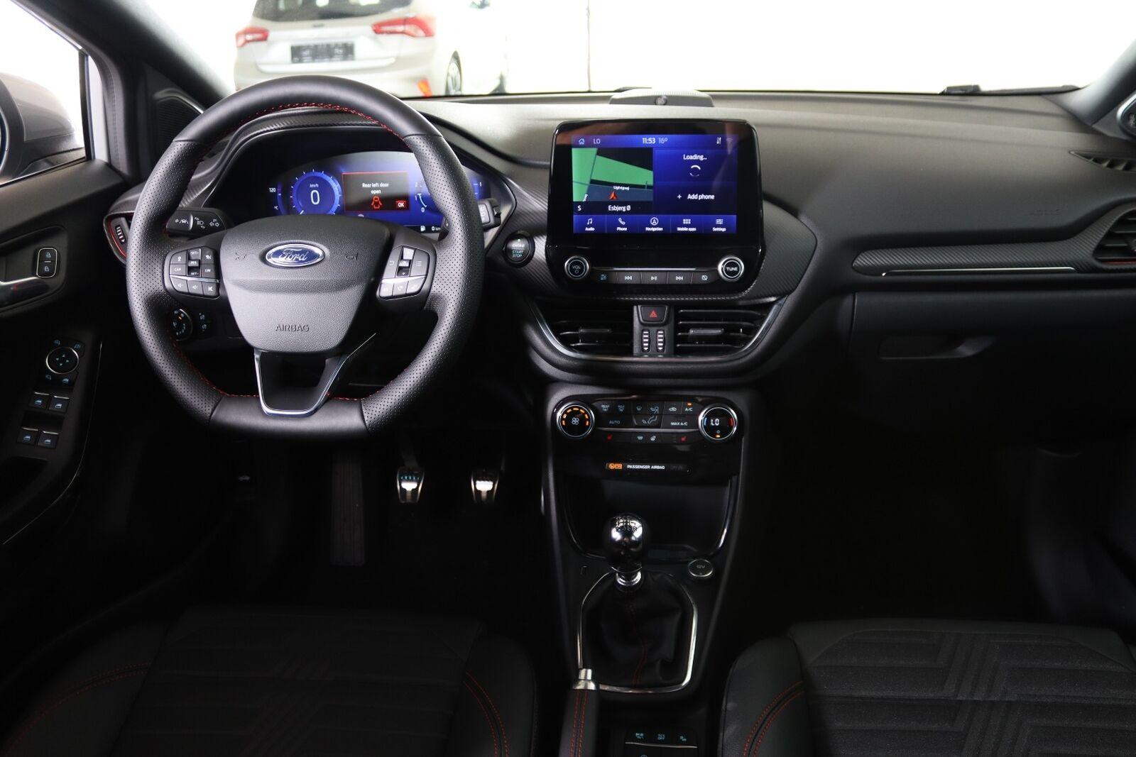 Ford Puma 1,0 EcoBoost mHEV ST-Line X - billede 7